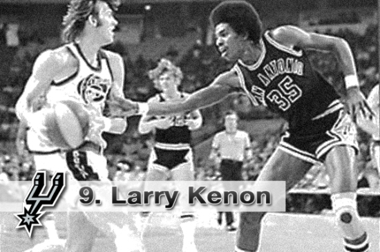 #9. Larry Kenon